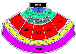 ak chin pavilion seating map value tickets dead and company ak chin pavilion pavilion