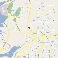 map of suva city capricorn apartments suva in suva