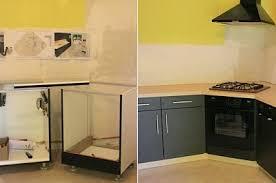 l internaute cuisine monter une cuisine aménagée