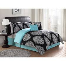 California King Black Comforter Nursery Beddings Black And White Comforter Queen As Well As