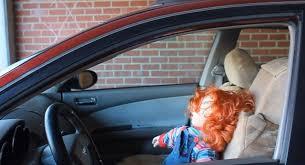 Halloween Scare Pranks 2013 by The World U0027s Creepiest Mcdonald U0027s Drive Thru Prank Ever Chucky