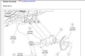 ford focus suspension diagram 2007 ford focus rear end dances like bump stear there is a popular