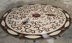 marble floor design pictures water jet cut floor medallion