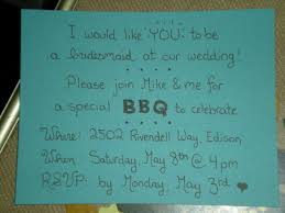 Wedding Reception Only Invitation Wording The Bridal Party Party White Castle And Cupcakes A Wedding Blog