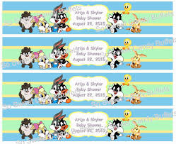 baby looney tunes baby shower decorations baby bugs bunny party supplies decorating of party