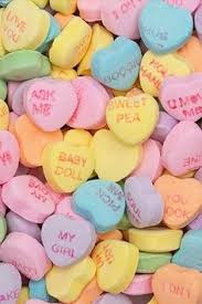 sweetheart candy candy hearts hearts holidays teeth and