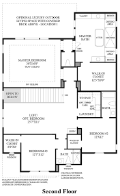 italian villa floor plans alita at gale ranch the fresco home design