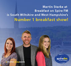 Spire Fm Whats On In Spire Fm News Listening Figures Rank Spire Fm Number
