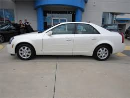 2007 cadillac cts wheels white cadillac cts in for sale used cars on buysellsearch