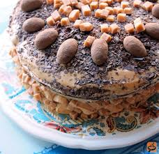 salted caramel chocolate fudge birthday cake recipe