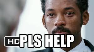 Will Smith Meme - pls help will smith crying sad meme generator
