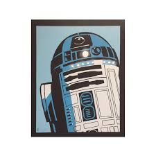 buy light up wars canvas r2d2 at this is it stores uk