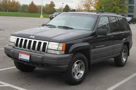 used jeep grand cherokee for sale file 1st jeep grand cherokee jpg wikimedia commons