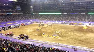 how long does the monster truck show last 2014 monster jam detroit ford field youtube