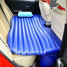 customized inflatable car bed air mattress for car manufacturers