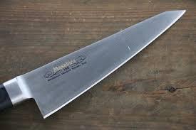 masahiro molybdenum steel honesuki boning japanese chef knife