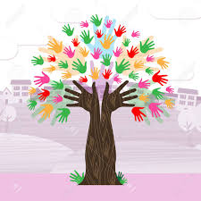 growth meaning tree trunk and expand stock photo picture