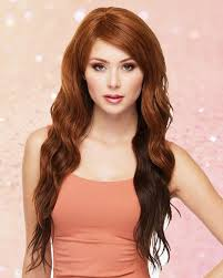 how to curl loose curls on a side ethnic hair safe long loose curl wig lulu with side swept bangs
