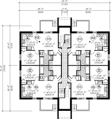 contemporary style house plan 12 beds 6 00 baths 6742 sq ft plan