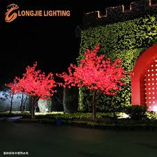 1056 led garden decoration mini led tree maple tree