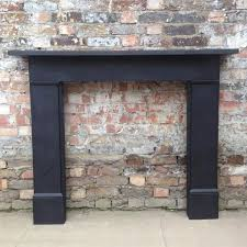 Concrete For Fireplace by Best 25 Slate Fireplace Surround Ideas On Pinterest Slate