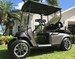 48v ezgo golf cart talk of the villages