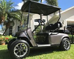 48v ezgo golf cart talk of the villages