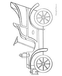 antique car color 012