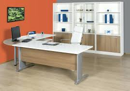 L Shaped Desks For Home Office Furniture L Shaped Desk Orange Grey Color Home Unique In