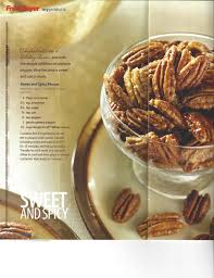sweet and spicy pecans courtesy fred meyer mymagazine extras