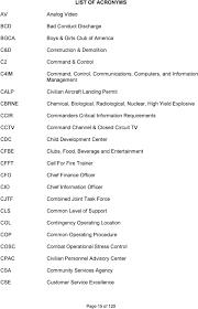 garrison agreement procedures guide u0026 support services catalog pdf