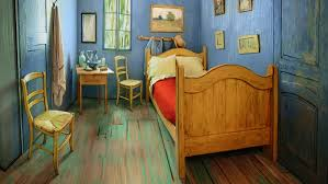 inspired bedroom missed out on the gogh inspired airbnb room here s your