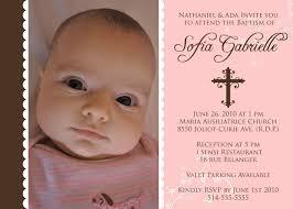 first birthday baptism invitations baptism invitations
