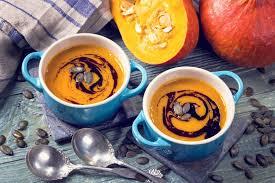 cuisine citrouille recette soupe de citrouille à la betterave