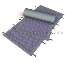 Sound Barrier Curtain Durable Long Lasting Sound Control Curtain Sold By Trademark