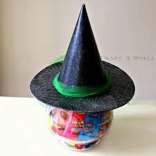 halloween witch hat craft craft a spell martha stewart halloween decoupaged witch u0027s hat
