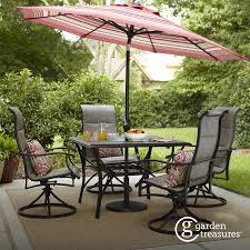 pagosa patio set at lowes home outdoor decoration
