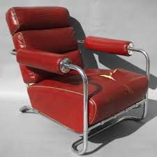 Leather And Chrome Chairs Exceptional Machine Age Leather And Chrome Lounge Chair Gilbert