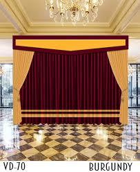Church Curtains Hotel Stage Church Curtains