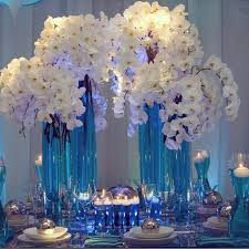 Blue Wedding Centerpieces by 3197 Best Tall Centerpieces Images On Pinterest Marriage
