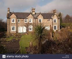 four railway cottages designed by john middleton built in 1847 at