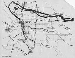 map of oregon freeways mount freeway