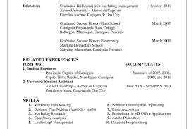 How To Make A Resume On Word 2010 Create A Resume For Free Resume Template And Professional Resume