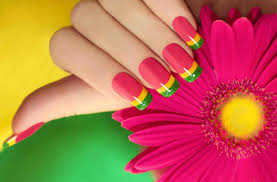 nail spa services top nails