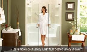 Bathroom Safety For Elderly by Safety Tubs