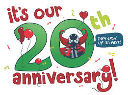 20 yr anniversary happy anniversary at work images