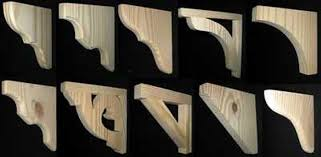 Unfinished Wood Corbels Wooden Shelf Brackets Home Depot U2014 Interior Exterior Homie