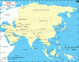 africa e asia mappa asia lat map latitude and longitude maps of asian countries