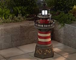 Lighthouse Garden Decor Essential Garden Lighthouse Fountain Outdoor Living Outdoor Decor