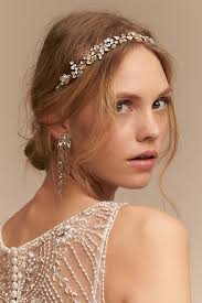 wedding hair accessories bohemian hair accessories bhldn